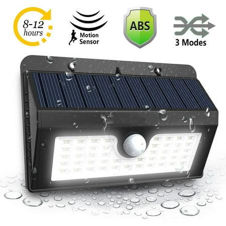 Solar Lights Outdoor Motion Sensor Solar Lights With Wide