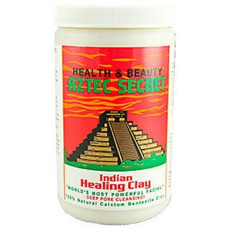 Aztec Secret Health & Beauty Aztec Secret  Indian Healing Clay, 2 lb