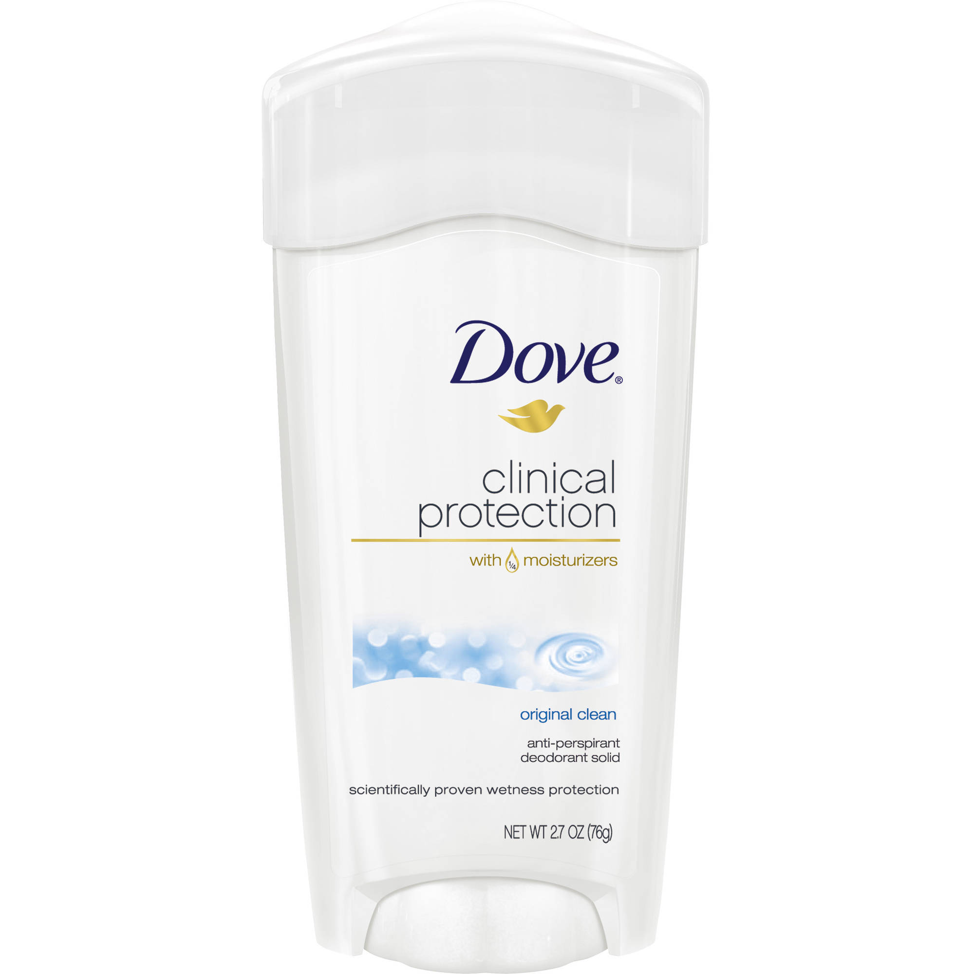 Dove Clinical Orig Clean 2.7oz