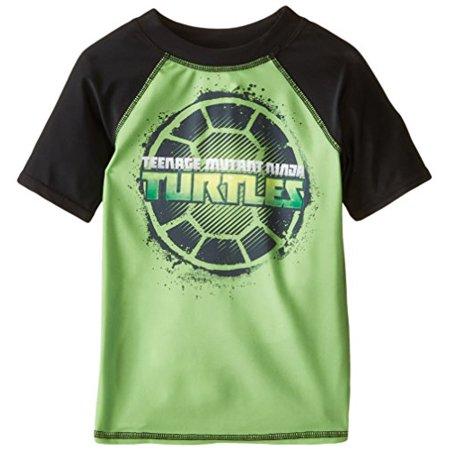 256faa8e58 Teenage Mutant Ninja Turtles - Teenage Mutant Ninja Turtles Boys Rash guard  Multi, 5/6 - Walmart.com