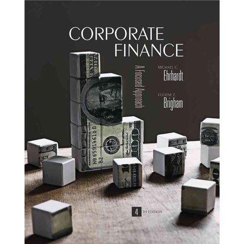 Corporate Finance by Michael C Ehrhardt