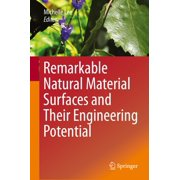 Remarkable Natural Material Surfaces and Their Engineering Potential - eBook