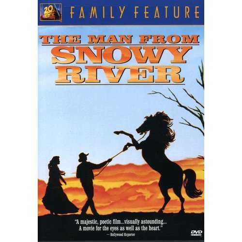 The Man From Snowy River (Widescreen)