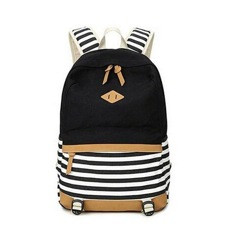 326c93fc4750 Ulgoo - Ulgoo School Backpacks Canvas Teen Girls Backpacks Casual ...