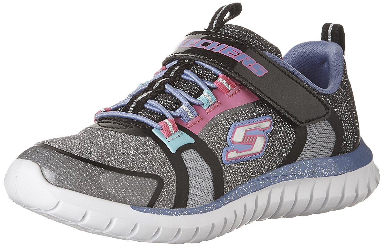 6236c8412366 Skechers - Skechers Kids Girls  Speed Trainer-Glimmer Time Sneaker ...