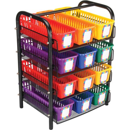 Wire Organizing Station For Classroom Supplies (Classroom Halloween Stations)