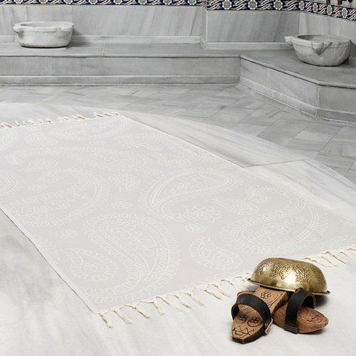 Charlton Home Kiernan Space Turkish Cotton Beach Towel