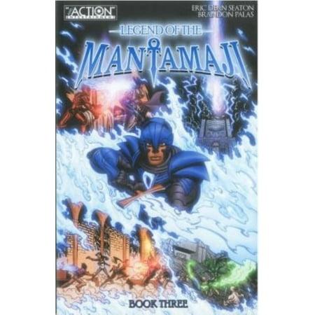 Legend of the Mantamaji Book Three - image 1 de 1
