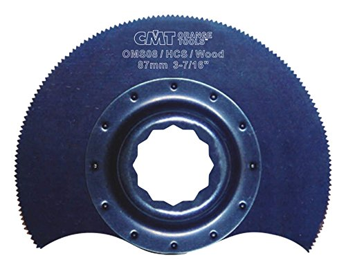 OMS08-X1 Radial Saw Blade For Wood Quick Release Oscillator Multicutter Fit Fein Supercut Festool Vecturo,,... by