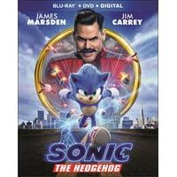 Sonic the Hedgehog (Blu-ray + DVD + Digital Copy)