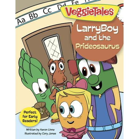 LarryBoy and the Prideosaurus