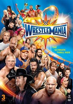 WWE: WrestleMania 33 (DVD) by World Wrestling Entertainment