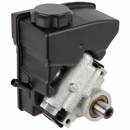New Power Steering Pump For Buick Chevy Oldsmobile & Pontiac