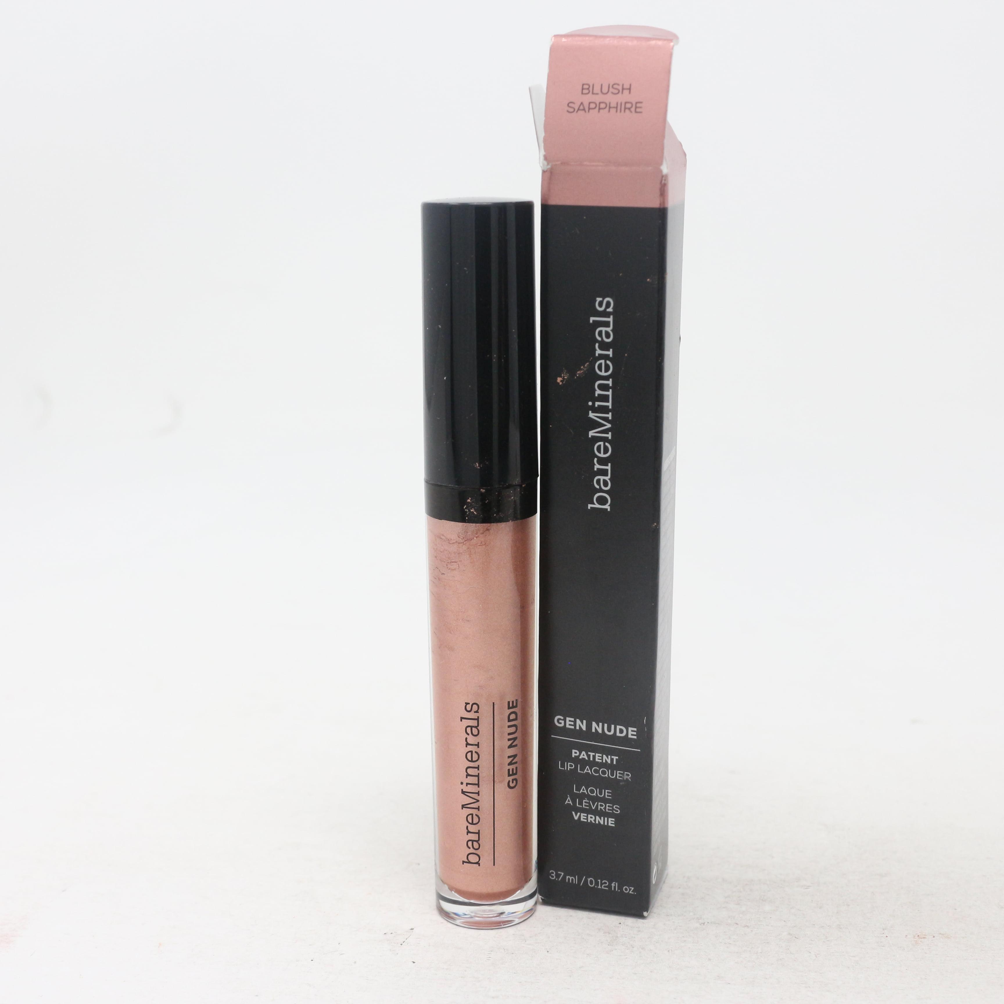 Bare Minerals Gen Nude Patent Lip Lacquer Gloss - Major