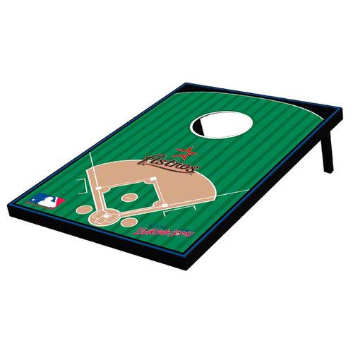 MLB - Houston Astros Cornhole Toss: Stadium Bean Bag Game