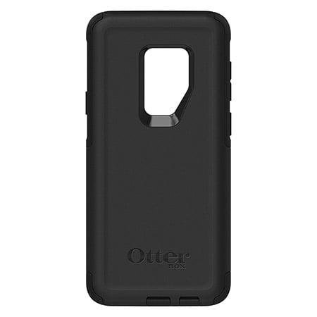 best value dbb4b de25e OtterBox Commuter Series Case for Galaxy S9 Plus, Black
