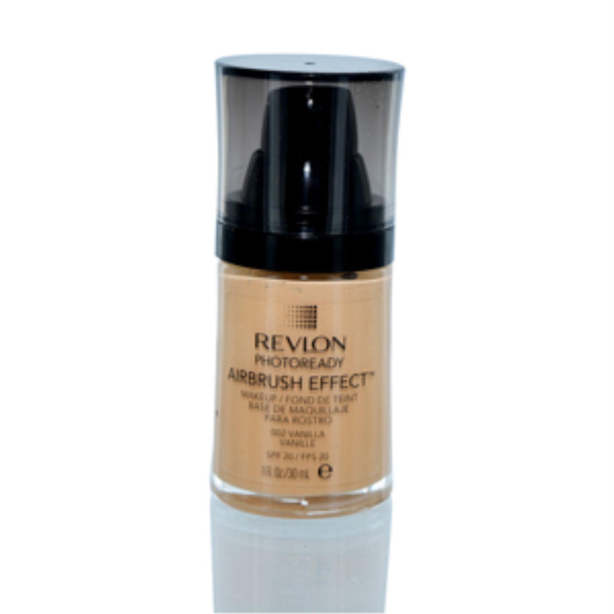 Revlon Photoready Airbrush Effect Foundation SPF20 001