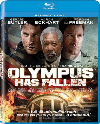 Olympus Has Fallen (Blu-ray + DVD)