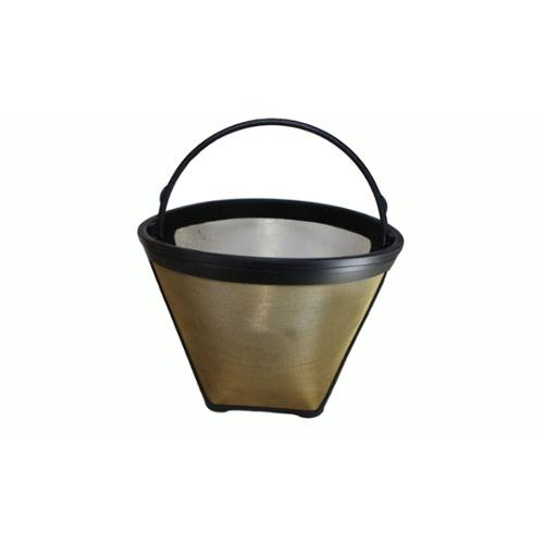 Crucial Brands Zojirushi 4 Cup Gold Tone Coffee Filter, Part # GTF4 by Crucial Brands
