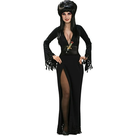 Elvira Grand Heritage Adult Halloween Costume](Elvira Halloween Songs)