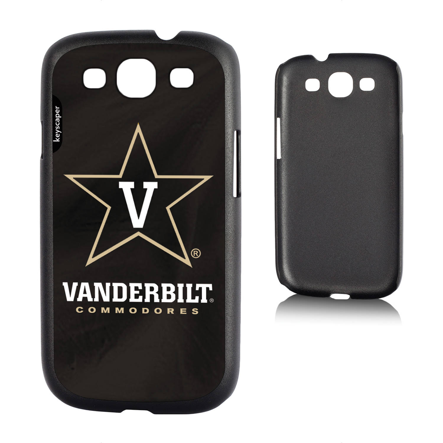 Vanderbilt Commodores Galaxy S3 Slim Case
