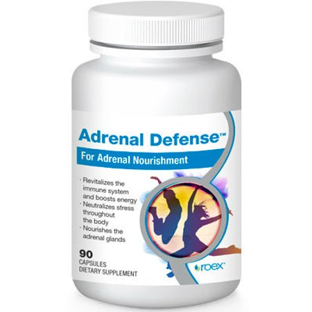 Adrenal Defense 90 Caps By Roex