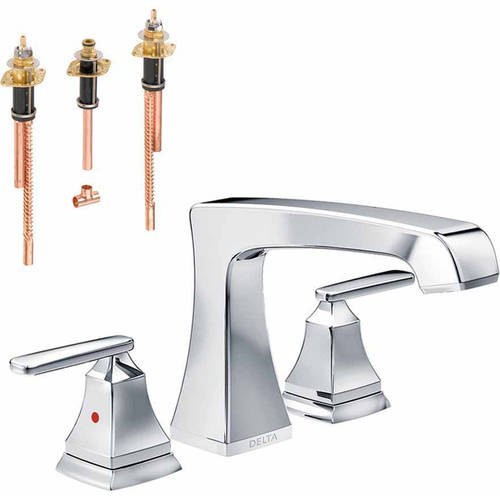 Delta Ashlyn Roman Tub Faucet Trim, Available in Various Colors