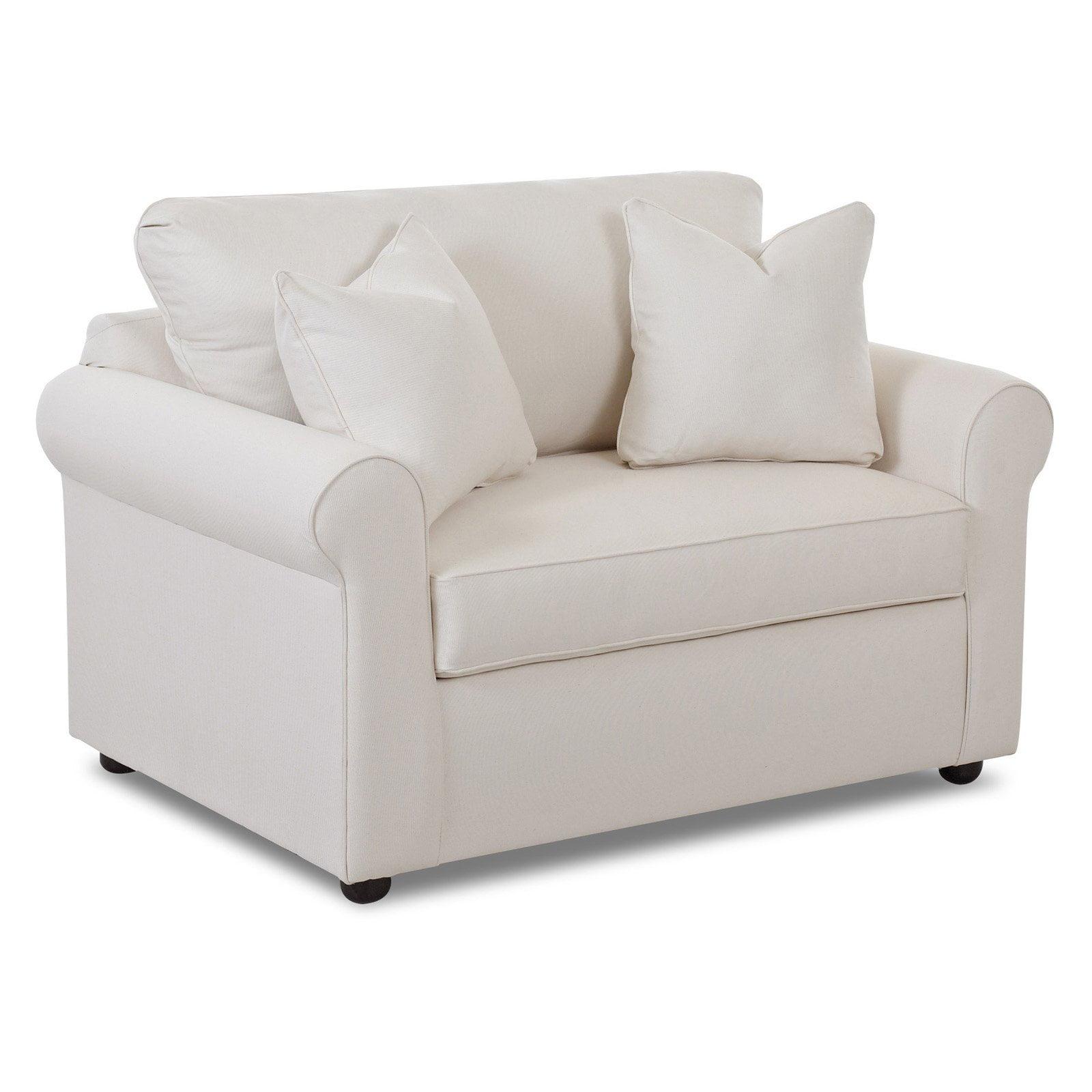 Klaussner Brighton Dreamquest Club Chair by Klaussner Furniture Industries
