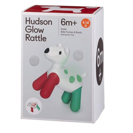 HUDSON DOG RATTLE (Polka Dot Rattle)