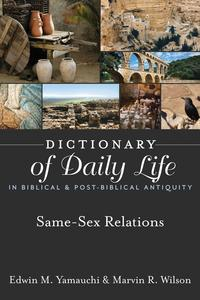 A dictionary of sex in the bible