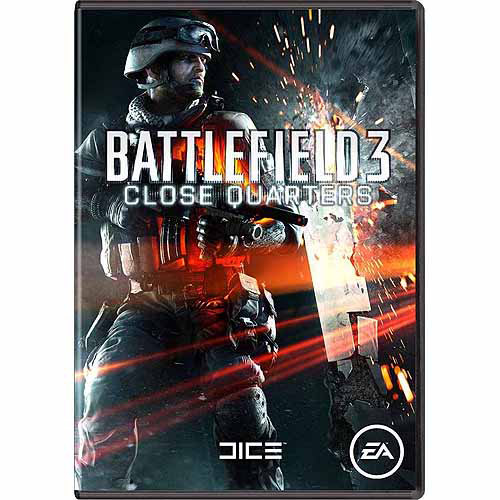 Battlefield 3 Close Quarters Expansion Pack (PC) (Digital Code)
