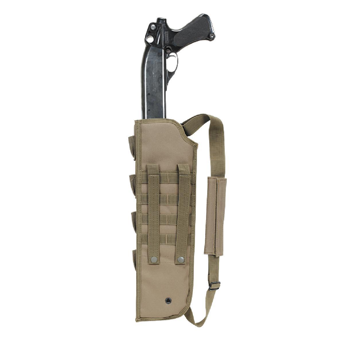 voodoo tactical 208916 breachers shotgun scabbard