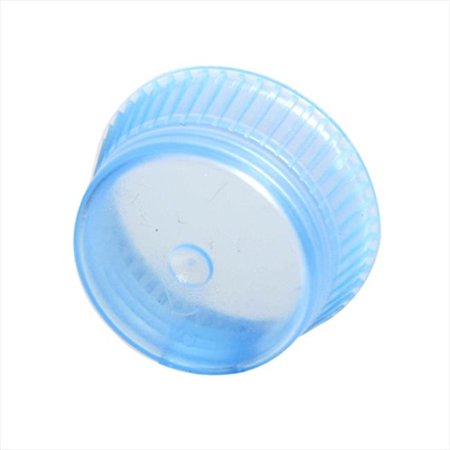 Bio Plas 6520 Uni-Flex Safety Caps for 10mm Blood Collecting Culture Tube 1000 Pk - Blue (Halloween Safety Psa)