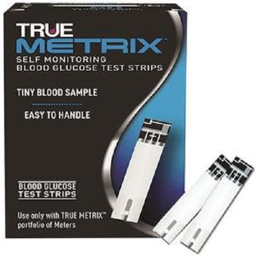 TRUE Metrix Medi Test Strip (50 count)-Box of 50