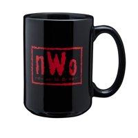 Official WWE Authentic nWo Red & Black 15 oz. Mug
