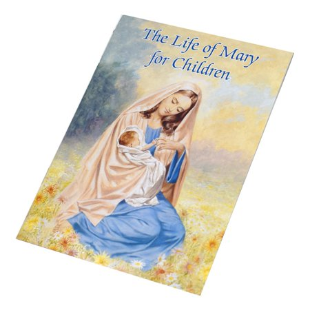 Catholic Book Publishing The Life Of Mary For Children (Catholic Classics)](Halloween Catholic)