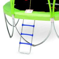 Spark Trampoline Ladder, Blue, Compatible with Spark Trampoline