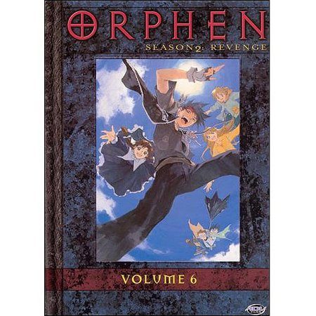 Image of Orphen: Season 2: Volume 6 - Revenge