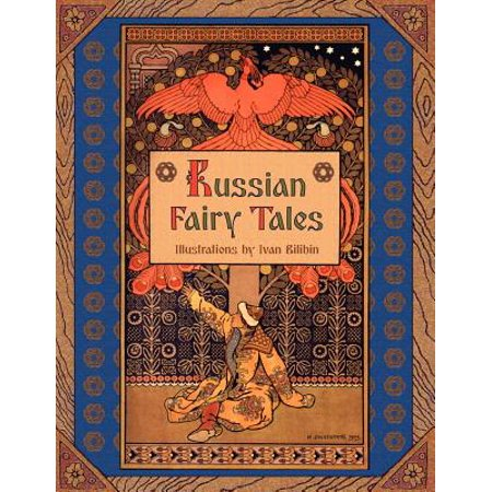 Russian Fairy Tales (Illustrated) (Dirty Fairy Tale)