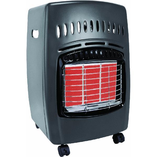 Mr. Heater MH18CH Cabinet Radiant Propane Heater, 6000-18000 BTU