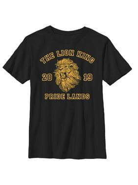Lion King Boys' King's Mane 2019 T-Shirt