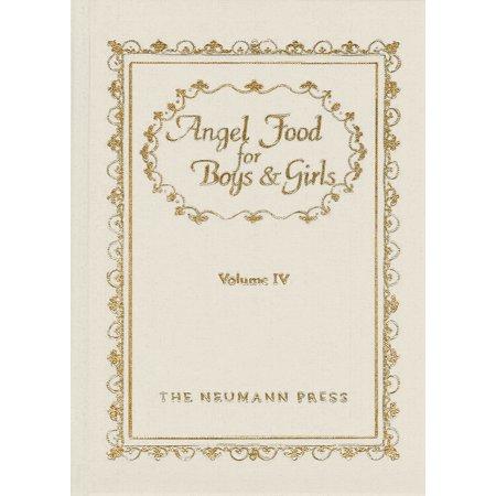 Angel Food For Boys & Girls - Vol. IV - Boys Food