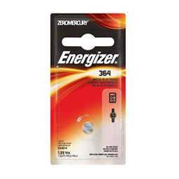 Renata 364 Watch Coin Cell Battery from Energizer ()
