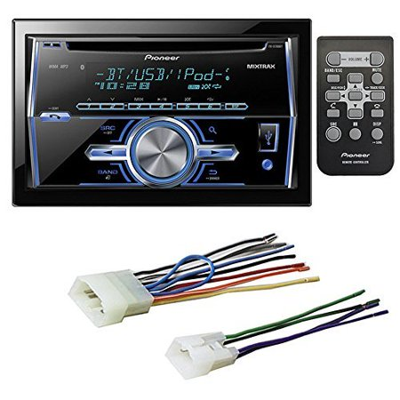 TOYOTA CAR STEREO CD PLAYER WIRING HARNESS WIRE ADAPTER FOR A AFTERMARKET on