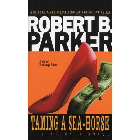 Taming a Seahorse - Seahorse Merchandise