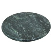 """Creative Home Green Marble 12"""" Round Board"""
