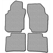 Averys Floor Mats 1265-718 Custom-Fit Nylon Carpeted Floor Mats For 1999-2002 Infiniti G20, Gray, 4 Piece Set