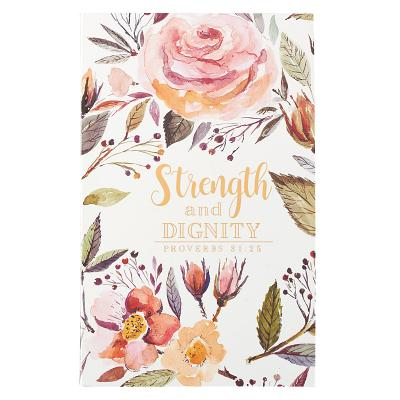 Journal Flexcover Strength & Dignity
