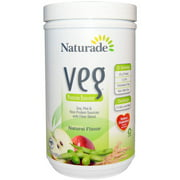 Naturade Vegetable Protein Plain, 15 OZ
