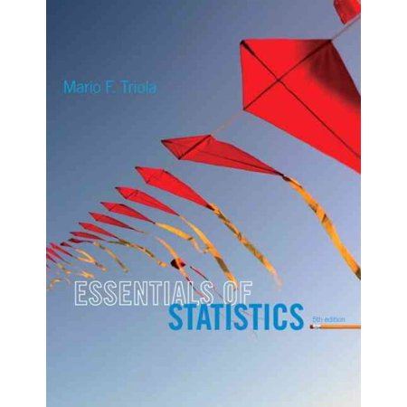 Essentials Of Statistics   New Mystatlab With Pearson Etext Access Card